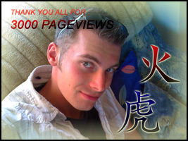 3000 PAGEVIEWS XDDD by Chase-TH