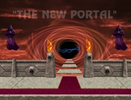 Old Arena: The New Portal 1 by blacksaibot