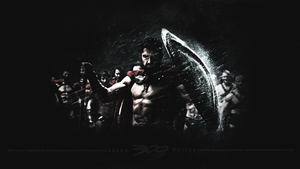300 Spartans Wallpaper by SimonT95