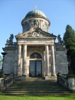 mausoleum by Chihire-stock