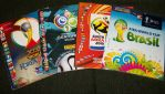 Collection of albums world cup by Fabyanou