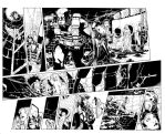 X-Men 7 pages 12 and 13 by TimTownsend