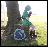 Link 1 by charry-cosplays
