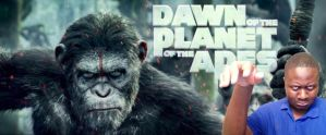 Dawn of the Planet of the Apes by Kongzilla2010