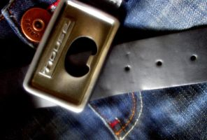 Jeans And Belt by Mikka-87