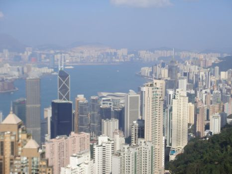Hong Kong by clayton-northcutt