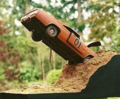 General Lee missed the turn... by finhead4ever