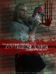 . : ZOMBIE SLAYER : . by ICEEWolf
