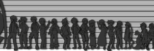 HouseMates S2:Height Chart by Strider-Tina