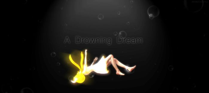 Drowning Dream by REDMaizeArts