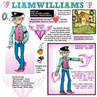 Liam Williams - 8th Evil Ex by Mister-Kent