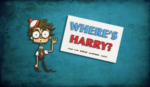 Where's Harry by hooraylorraine