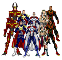 Capital Comics EX Heroes by skywarp-2