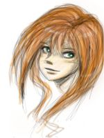 Ginger girl by Rip-De-Lacroix