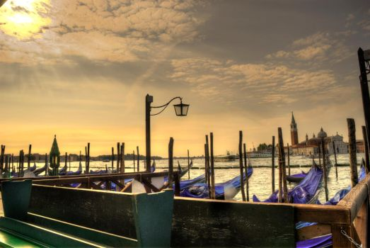 Venice - HDR by eterovick