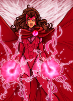 scarlet witch by windriderx23 by soulrailer