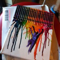 Crayons!! by LifeComesFirstAlways