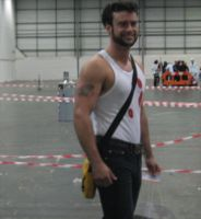 London Expo: Wolverine by angelofmusicuk