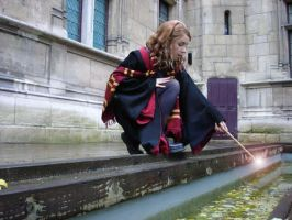 Hermione granger by clefchan