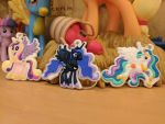 MLP Key rings. :D by CatusDruidicus