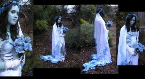 Corpse Bride Outfit by Lily-pily