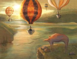 Ballooning by fizzyjinks