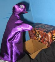 Purple Goes to Baltimore by puppetry