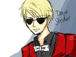 Dave Strider by JuneSolace