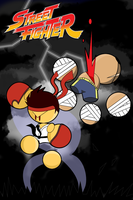 Street Fighter by cabal-art