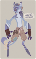Faun Character Auction GuildWars2 GOLD by LiLaiRa