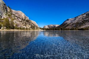 Tenaya Lake by o0oLUXo0o