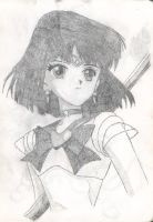 Sailor Saturn by RU4