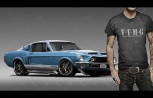 1698 Shelby Mustang GT500KR by VTMG-Engineering