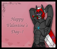 Happy Valentine's Day by One-For-Sorrow