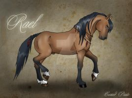Rael Reference by abosz007
