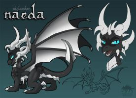Skylanderized Naeda by WeirdHyenas