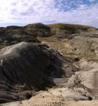 Badlands Panorama by HerrHaller