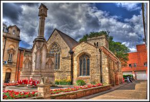 St Benedicts, Lincoln... by TheBaldingOne