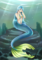 Mermaid Huuxy by Huuxera