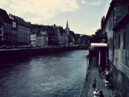 Strasbourg by green-daydreamer