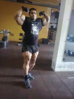 Musclemorphed Desi Hunk6 by free42dream