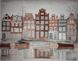 Amsterdam by Sikorax