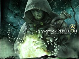 warlock Rebellion by filbryant