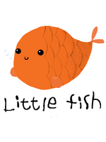 Little Fish by magnoliaqueen