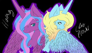 Forever Sisters by ask-DJpon3