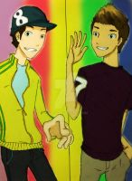 7 and 8 by Hafiy