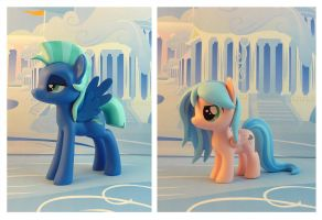 Sea Breeze and Drizzle by krowzivitch