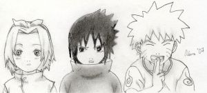 Young Team 7 by penragonwebsite
