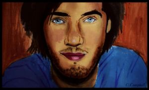 PewDiePie by gilly15