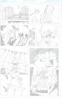 Sailor V Page 1 by MegaRyan104